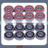 Spin 5 minutes 20 seconds 608 8mm ABEC-7 ABEC-9 ABEC-11 longboard skateboard scooter inline skate bearing