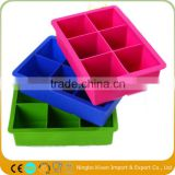 Silicone Baby Food Freezer Cube Tray Baby Blocks Container Freezer