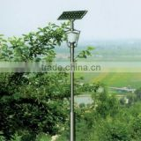 15W IP65 led solar garden ball spot light with CE best for square villa community and country