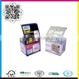 Full Color Printing E/F/B Flute Corrugated Cardboard Box