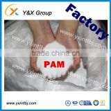 Industry grade high quality anionic polyacrylamide anionic PAM MSDS polymer powder oil absorbent polymer YXFLOC