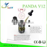 LeZT Alibaba Website Best Selling Vape Products New Inventions in China Morpheus RBA Subohm Tank