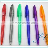 Cheap Hotel Plastic promotional Ball Pen with Customized logo