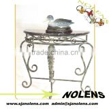 Furniture Factory Drect Wholesale Cast Iron Home Trends Outdoor Garden Used Metal Furniture