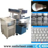 Factory direct 3HE-DP50 semiconductor laser engraving machine for metal and non-metal from eastern