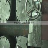 cnc precision lathe machine parts and function for round steel bar