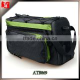 china factory bicycle rear rack bag bicycle top tube bicycle top tube bags