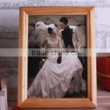 hot design Wood wedding photo frames,wholesale photo frames,handmade photo frames designs for wedding