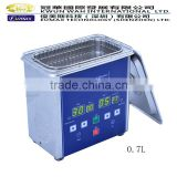 jewelry ultrasonic cleaner UD50SH-0.7LQ with heating and timer ultrasound cleaning machine