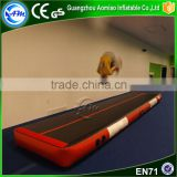 Cheap inflatable air tumble track,air track factory,inflatable air bed for training                                                                                                         Supplier's Choice