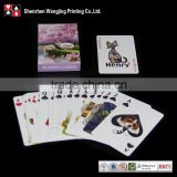 Factory Produce Jumbo Index Playing Cards With 4 Color Printing