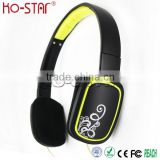 Kids' Cute Light Weight Stereo Headphones For Mobile Phone MP3 Media Player with soft pad
