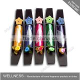 wholesale colored incense sticks in bamboo holder