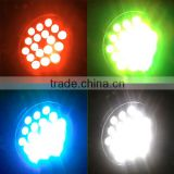 high brightness disco light bulbs 10w rgbw led par can light hot sale on alibaba website                                                                                                         Supplier's Choice