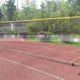 Badminton Net Stand, Foldable and Portable Badminton net with Poles                                                                         Quality Choice