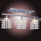 Modern Crystal Chandelier + 3*G9 Bulbs 110-120V Lustres De Cristal Chandelier For Living Room Bedroom Lighting Lustre Para Sala
