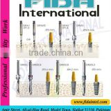 Dental Drill Bit Conical Drill Bit Dental Tissue Punch Drill Dental Abutment Dental Irrigation Drill Bit Dental Implant Drill