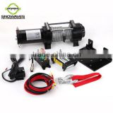 4500lb 12v Electric ATV Mini Winch