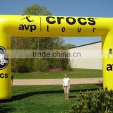 Customized Produce Advertising Custom Size Inflatable arch                                                                         Quality Choice