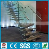portable residential steel wood stairs