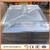 1.22*1.22m Galvanized Steel Star Plate Water Tank