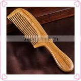 Professional Hair Brush Factory Offer Nature Color Custom Printed Combs Wholesale