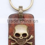 2013high quality leather key chain MLK 002