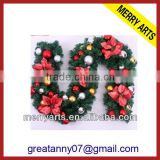 bulk red berry christmas wreaths ring cheap plastic christmas decoration wreaths