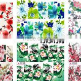 2016 Beauty 3D flowers DIY Ble nail sticker for Nail Decal Tips