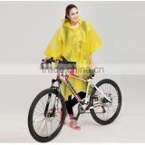 clear rain poncho ,H0T021 outdoor waterproof disposable plastic rain poncho , waterproof aprons for adults