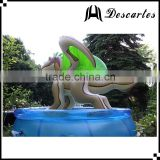 Hottest giant inflatable inflatable zenith dragon toys for kids play