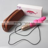 Sex toys for women sex products external concrete vibrator/heated silicone vibrator/women vibrator