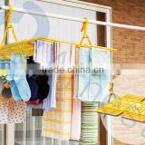 household tools washing laundry equipments products plastic large clothes jeans sweater dolls shoes large hangers racks 75303