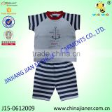Software Children clothes for Sport and Sleeping in kinds of Places Baby Two Set Clothing