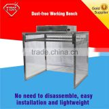 TBK Mini Version Dust Free Clean Table For Mobile Referbishment Anti-dust Working Room