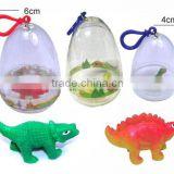 Growing Dinosaur Egg In Clear Egg,Growing Toy,Capsule Toy,Expand Toy,Magic Toy,Egg Toy,Dinosuar Egg