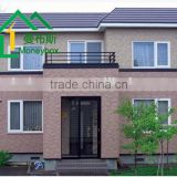 Sandwich panel light steel mobile/ Portable /movable wooden living houses/apartment/homes/villa manufacturer for sale