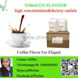 High concentration coffee flavour used for shisha making,good smell concentrate for tobacco