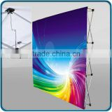 hook pop up banner stand, decorative fabric wall panels