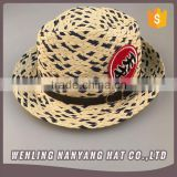 Boy Fedora Hats Fashion Kid Rock Vintage Fedora Hats