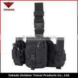 Wholesale tactical holster adjustable utility leg rig kit bag military waist bag combat leg pouch military tool bag
