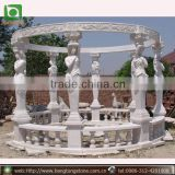 2016 New Hand Carved Used Gazebo For Sale