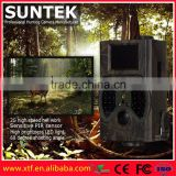 Forest waterproof Outdoor hidden SMS Control gsm mms camera