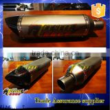 High quality stainless steel best sell motorcycle exhaust muffler for Universal Racing Motorcycle