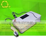 1 Handle+3 Tips fractional rf microneedle beauty equipment for skin elasticity restoring