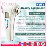 Top 1 Professional fashion multifunction beauty device facial massager led skin care galvanic beauty device for acne treatment