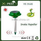 visson X-pest VS-312S solar energy for snake catcher stick mole away