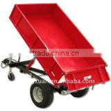 Shengxuan produces ce car trailer small ce car tipping trailer, small ce car travel trailer