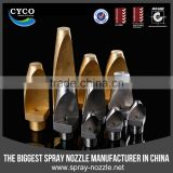 CYCO Veejet Narrow Angle Flat Fan Nozzle, Narrow Brass/SS Flat Fan Nozzle, High Impact Washing Flat Fan Nozzle