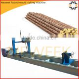 Neweek for historic building large round wood making machine